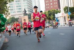 Gần 13.000 vận động viên sẽ tham gia Giải Marathon Quốc tế TPHCM Techcombank 2019