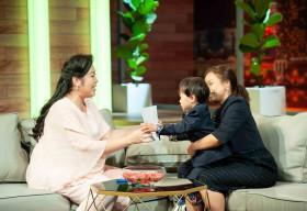 Quỳnh Trần JP khóc nức nở khi nhắc lại những khó khăn trong hành trình tìm con