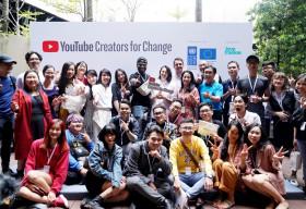 Chương trình 'Người sáng tạo thay đổi' của Youtube lần đầu tiên được thực hiện tại Việt Nam