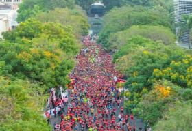 Giải Marathon Quốc Tế Thành phố Hồ Chí Minh Techcombank 2020 chính thức mở cổng đăng ký