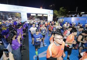 'Cô gái vàng làng Điền kinh Việt' vô địch marathon tại Giải Marathon Thành phố Hồ Chí Minh 2020