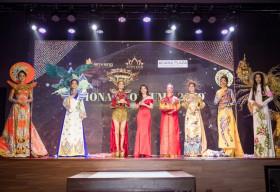 """Chiêm ngưỡng 7 bộ quốc phục """"chinh chiến"""" thế giới năm 2019 của các người đẹp Việt"""