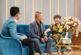 Vợ nghệ sĩ Vũ Thanh bật khóc kể chuyện chồng từng bỏ đi cùng tình nhân hơn 4 năm