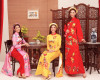 Ngẩn ngơ ngắm bộ ảnh chúc xuân Canh Tý 2020 của dàn Hoa hậu Hoàn vũ Việt Nam