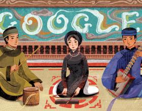 Google tôn vinh Ca Trù nhân ngày Giỗ tổ nghiệp