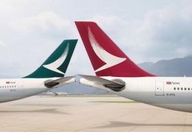 Cathay Pacific giảm 96% tần suất các chuyến bay chở khách trong tháng Tư và tháng Năm