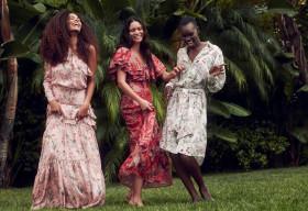 Johanna Ortiz hợp tác cùng H&M ra mắt bộ sưu tập mới