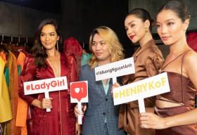 NTK Henry KoF chính thức ra mắt thương hiệu thời trang cao cấp tại Việt Nam