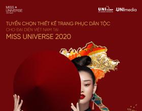 Đại diện Việt Nam sẽ mặc Áo dài 'chinh chiến' Miss Universe 2020
