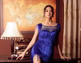 Diện trang phục của NTK Hoàng Hải, hoa hậu Lương Thùy Linh hóa công chúa lộng lẫy