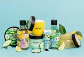 'Bye bye mùa đông' với BST chăm sóc cơ thể mùa hè mới của The Body Shop