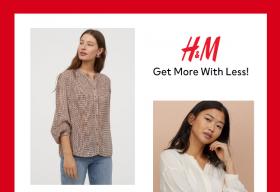 H&M gây 'bão mùa hè' với mức giá chỉ từ 50.000 VND
