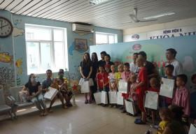VinaCapital Foundation công bố chương trình 'Ông Mặt Trời' hỗ trợ điều trị ung thư cho trẻ em khó khăn