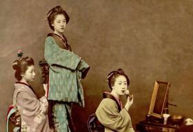 Văn hóa Nhật Bản và làn da trắng đầy sức hút