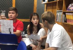 Puka khiến Nguyễn Hồng Thuận 'đứng ngồi không yên' khi hát nhạc phim 'Ngôi nhà teen ám'