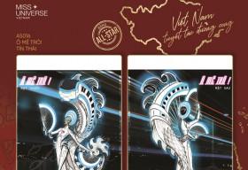 Tác giả 'Nàng Mây' và 'Hồn Việt' trở lại cuộc thi thiết kế trang phục dân tộc của Miss Universe 2020