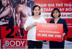 California Fitness & Yoga trao tặng 10 suất 'Thử thách Thay đổi Hình thể' trị giá 90 triệu đồng