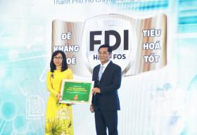 NutiFood được vinh danh Nhãn hiệu Sữa trẻ em số 1 Việt Nam