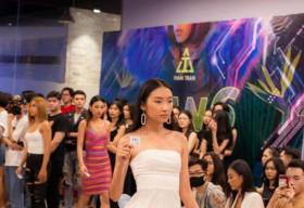 Hơn 100 'chân dài' háo hức casting show thời trang Ivan Resort 2020