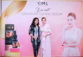 KIM'L Cosmetics ra mắt sản phẩm Oshine Serum – bước tiến mới trong việc chăm sóc và bảo vệ làn da