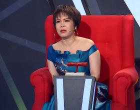 """Việt Hương từ chối, quyết không """"du di"""" cho thí sinh Lò võ tiếu lâm"""
