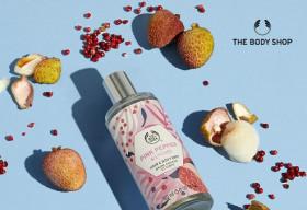 The Body Shop giới thiệu BST xịt thơm cho tóc và cơ thể mới