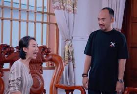 """Tiến Luật không nhận ra Thu Trang vì vợ """"đột nhiên"""" xinh đẹp, rạng rỡ"""