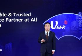 Bill Tang từ Huawei: Luôn luôn là đối tác dịch vụ đáng tin cậy và có trách nhiệm