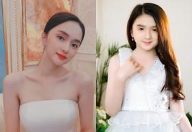 Cô bé Đà Lạt gây xôn xao vì gương mặt giống Hoa hậu Hương Giang