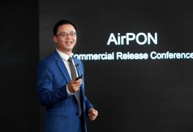 Huawei công bố bản phát hành thương mại giải pháp AirPON cho truy cập FMC linh hoạt