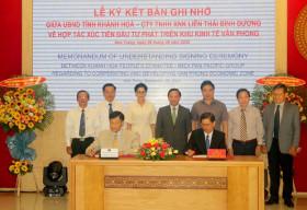 'Vua Hàng Hiệu' Johnathan Hạnh Nguyễntài trợ hàng triệu đô cho dự án Bắc Vân Phong
