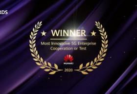 Huawei đạt giải thưởng trong Dự án chung chống đại dịch thông minh nhờ 5G ở Vũ Hán