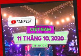 YouTube FanFest 2020 quy tụ hơn 150 nhà sáng tạo và nghệ sĩ tài năng từ khắp Châu Á – Thái Bình Dương