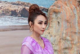 Ngân Khánh khoe 'vẻ đẹp vượt thời gian' cùng loạt thiết kế mới từ NEVA FASHION