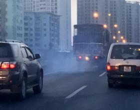 Cải thiện chất lượng không khí từ phương tiện xanh