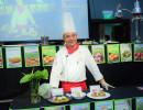 'Siêu đầu bếp' Lê Xuân Tâm hướng dẫn món ngon từ khoai tây Mỹ cho các đầu bếp trẻ