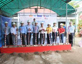 Saigonchildren và đối tác chung tay cải tạo trường học vùng sâu vùng xa tỉnh Hậu Giang