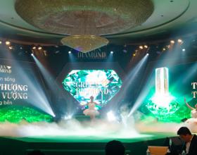 Chính thức mở bán 'Kiệt tác công nghệ xanh' Green Diamond gây sốt thị trường miền Bắc