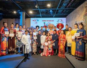 Lễ hội Áo dài TP.HCM lần 7: Trực tuyến kết hợp với sự kiện trực tiếp