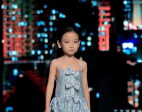 Á quân Siêu mẫu nhí Vy Oanh muốn trở thành model quốc tế