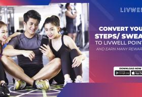 California Fitness & Yoga ra mắt ứng dụng thưởng tiền cho người dùng khi tập luyện