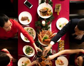 Trải nghiệm ẩm thực mùa lễ hội cuối năm tại InterContinental Saigon