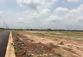 Giá đất Long Thành tăng vọt, có nơi lên đến 120 triệu đồng/m2