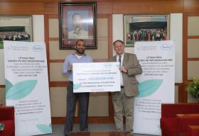 Roche Việt Nam và VinaCapital Foundation công bố chương trình hỗ trợ trẻ em ung thư và bệnh hiếm