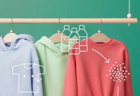 H&M biến rác thải nhựa thành thời trang trong bộ sưu tập mới dành cho trẻ em