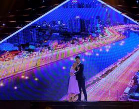 Vy Vân kể chuyện tình yêu với chồng doanh nhân Pháp tại Cười Xuyên Việt 2020