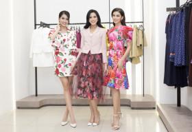 Top 3 Hoa hậu Việt Nam 2020 rạng rỡ khám phá BST The Most Beauty