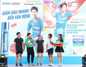 Salonpas HCMC Marathon khai mạc, hứa hẹn nhiều kỷ lục mới được xác lập