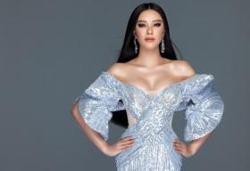 Á hậu Kim Duyên khoe nhan sắc chuẩn beauty queen trong bộ ảnh đầu năm mới