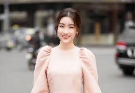 Hoa hậu Đỗ Mỹ Linh thử sức kinh doanh thời trang, rủ rê Tiểu Vy làm 'mẫu ruột'
